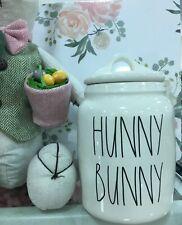 """Rae Dunn Artisan Baby Canister """"HUNNY BUNNY"""""""