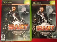 SWAT GLOBAL STRIKE TEAM XBOX SWAT GLOBAL STRIKE TEAM XBOX XBOX 360