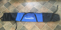 "Transpack Ski Vault Bag Snowboard 72x12"" Blue Carrying Case"