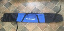 """Transpack Ski Vault Bag Snowboard 72x12"""" Blue Carrying Case"""