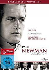 Paul Newman Collection - 3-DVD-BOX-NEU-OVP