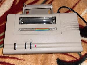 Commodore 1520 Color Printer Plotter - PARTS/REPAIR Read