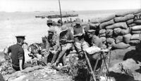 6x4 Gloss Photo ww1D1E World War 1 Gallipoli Ww 1 808