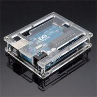 Arduino Uno 2560 Case Enclosure Transparent Acrylic Computer Box Practical Tools