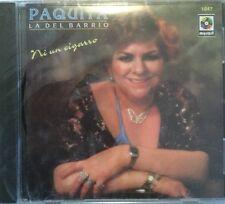Paquita La Del Barrio Ni Un Cigarro CD New Nuevo Sealed ENVIO RAPIDO Fast Shippi