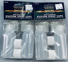 Lot Of 2 HOUSE OF KOLOR REPLACEMENT KUSTOM SPRAY CAPS HAB100 Free Shipping 2-4-1