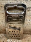 VTG FABERWARE USA Flat Stainless Steel Cheese Vegetable Grater Kitchen Accessory
