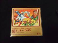 Game Sound Museum Donkey Kong 3 CD Nintendo Nes soundtrack