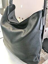 Gucci Mens / Unisex Large Soft Deer Leather Slouchy Messenger Hobo Bag Msrp 2950