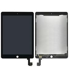Negro Original Apple iPad Air 2 LCD Pantalla Táctil Digitalizadora Montaje
