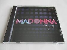 Madonna Hung Up  CD Single 2 Tracks 2005 Promo Only PRO-CD 101648 NEW