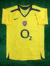 ARSENAL 2006/2007 AWAY FOOTBALL SOCCER JERSEY SHIRT NIKE BOYS SIZE L