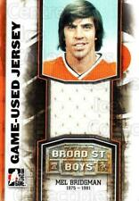 2011-12 ITG Broad Street Boys Jerseys #6 Mel Bridgman