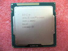 QTY 1x INTEL CPU i5-3450S Quad Core 2.8GHZ/6MB LGA1155 SR0P2 TDP 65W