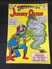 Superman's Pal Jimmy Olsen # 42 January 1960 Silver Age DC Comics VF-