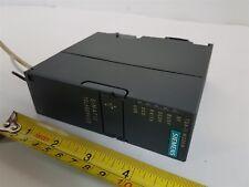 Siemens 6ES7-972-0CB35-0XA0 Simatic S7 Teleservice TSA-II Modem 24VDC 44mA Good