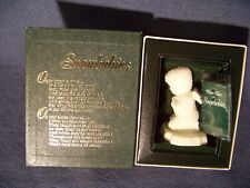 Dept 56 - Winter Tales of the Snowbabies - Now I Lay Me Down to Sleep - 6839-0