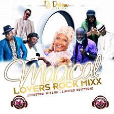 MAGICAL REGGAE LOVERS ROCK MIX  CD
