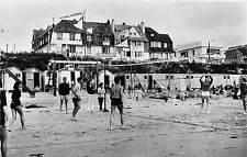 BR38471 Merlimont plage jeux de plage Voley volley-ball france