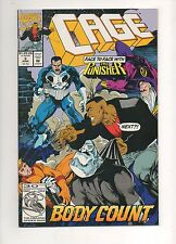 CAGE #3 NM/MINT 9.6/9.8 LUKE CAGE vs PUNISHER! IRON FIST; DAREDEVIL Netflix!