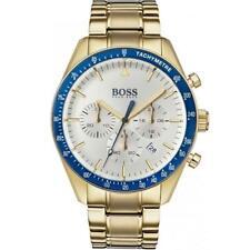 Hugo Boss Mens Watch Trophy Bracelet Chronograph 1513631