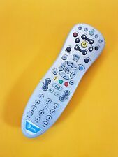 AT&T U-verse Standard Remote Control Silver RC1534801/00 - TESTED & CLEANED!