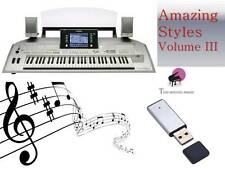'''''TYROS 2 USB-Stick+VOLUME 3 Song Styles NEW'''