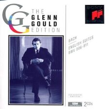 BACH J.S.: Suite Inglesi / English Suites Bwv 806-811 Glenn Gould box 2 CD