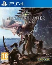 Monster Hunter World Ps4 Sec. (Entrega Hoy ↓↓)