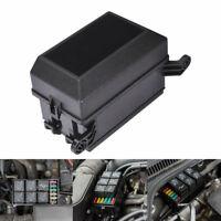 12-Slot Relay Box 6 Relays 6 ATC/ATO Fuses Holder Block with 41pcs Metallic Pins