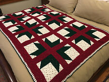 Handmade Afghan Blanket / Throw - From Designer Collection