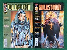 WILDSTORM Lotto 2 numeri 24/25 PMA Play Press (ITA 2003) Fumetto