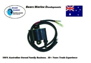 Yamaha Outboard Ignition Coil .2 cyl. . 6E7-85570-19 (Will fit others -check # )
