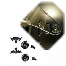 Visierbefestigung Reparatur-Satz  Bandit Helmets Alien II, Fighter, EXX original