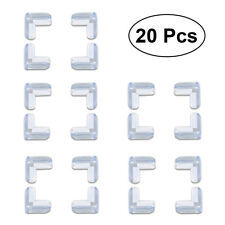 20X Baby Safety Corner Protector Bumper Proof Cushion Table Edge Desk Guard⭐