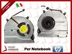 Ventola Fan CPU HP Pavilion Sleekbook 14-B 15-B - 702746-001