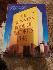 GUINNESS BOOK OF RECORDS 1996