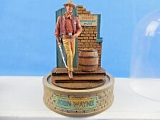 """John Wayne Under Glass - 3"""" Wide-6"""" Tall - Minty Condition - Only Displayed"""