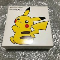 Nintendo DS Lite Pikachu Edition Yellow Handheld System NEW Box Pokemon Center