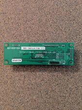 Bally Systems Player Tracking UFD Display Card FAST FREE SHIPPING USA!!!