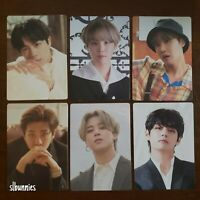 BTS - Official 7th Term Global Army Membership Kit Fanclub 2020 Photocards