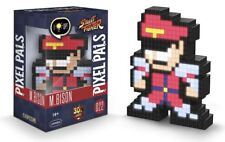 Lampe >> M. Bison << pixels Pals PDP 022 Street Fighter 30th Anniversary Neuf New
