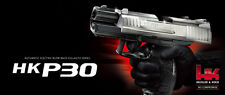 """""""HK P30"""" Tokyo Marui * AUTOMATIC ERECTRIC BLOW BACK HAND GUN * from Japan NEW!!"""