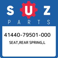 41440-79501-000 Suzuki Seat,rear spring,l 4144079501000, New Genuine OEM Part