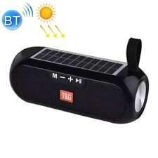 Haut-Parleur Avec Solaire Station de Charge Musique Boîte Radio USB