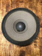 "JBL 2225H 15"" Speaker 8 Ohms Professional Series See Details Vintage"