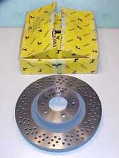 Ferrari Testarossa Front Brake Rotor Disc_153730_512TR_512 M_New_Factory Box_OEM