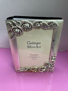 SILVER PLATED PICTURE ALBUM