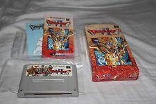 Dragon Quest VI (Japanese Super Famicom Import! Nintendo SNES, Enix 1995, OOP!)