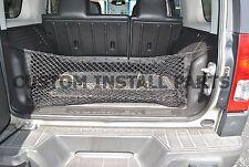 Brand New Hummer H3 2006-10 Trunk Envelope Style Cargo Net OEM# 17800867